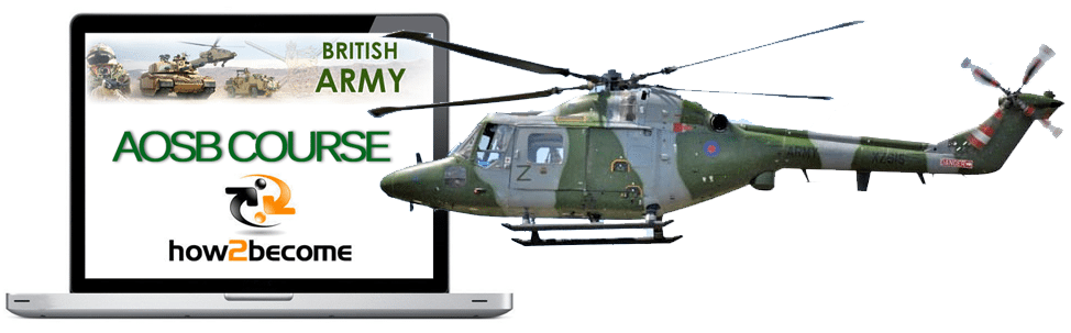 Army Officer AOSB Online Training Course