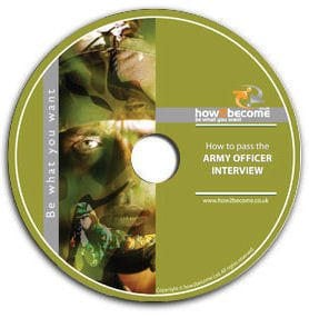 Army Officer Interview DVD