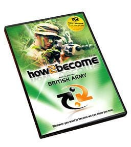 The Army Officer interview DVD