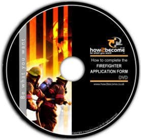Firefighter Application Form DVD