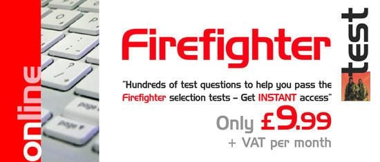 Instant Access to Online Firefighter Tests!