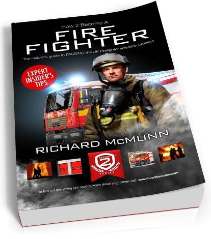 How to Become a Firefighter Website Cover