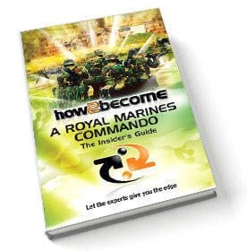How To Become A Royal Marines Commando 200 page book!