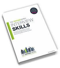 Your FREE 150 page Interview Skills E Book!