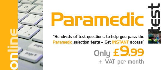 Instant Access to 100's of Paramedic Test Questions!