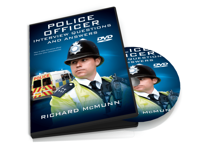 Police Officer Interview New Core Competencies DVD