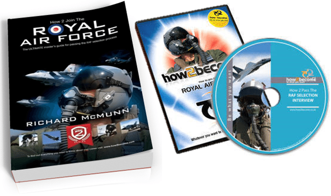RAF Book and Interview DVD