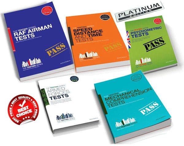 RAF Airman Tests Platinum Package