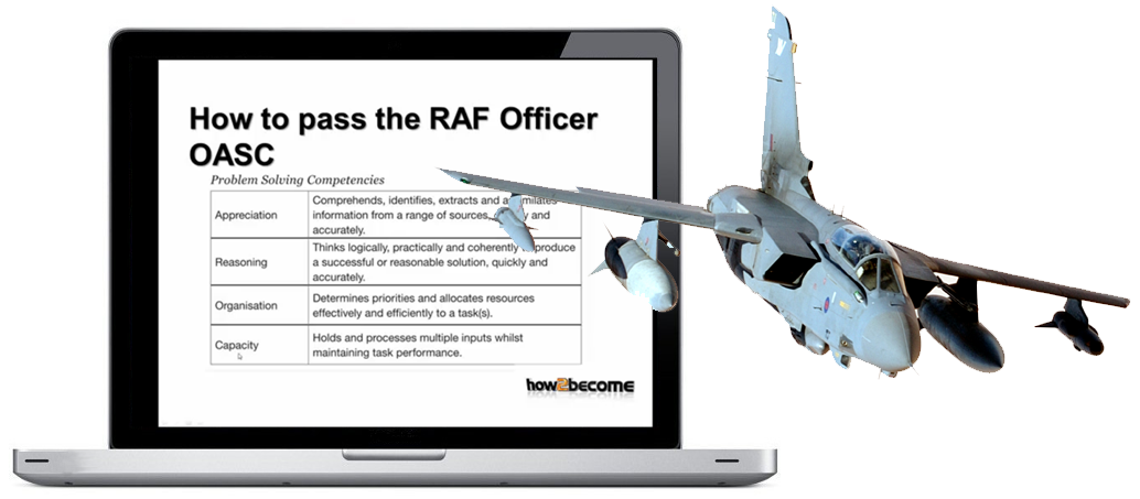 RAF Officer OASC Online Course