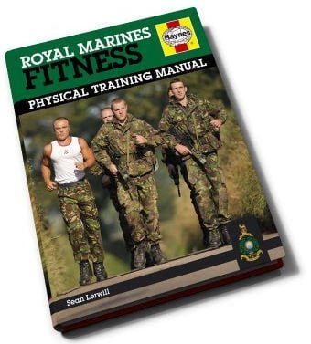 Royal Marines Fitness Training!
