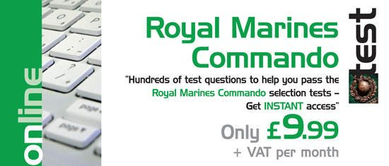 Royal Marines Test Questions