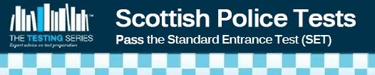 Scottish Police Tests Banner