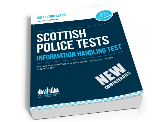 Scottish Police Tests Information Handling