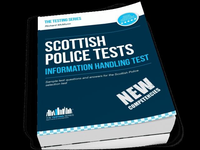 Scottish Police Tests Information Handling