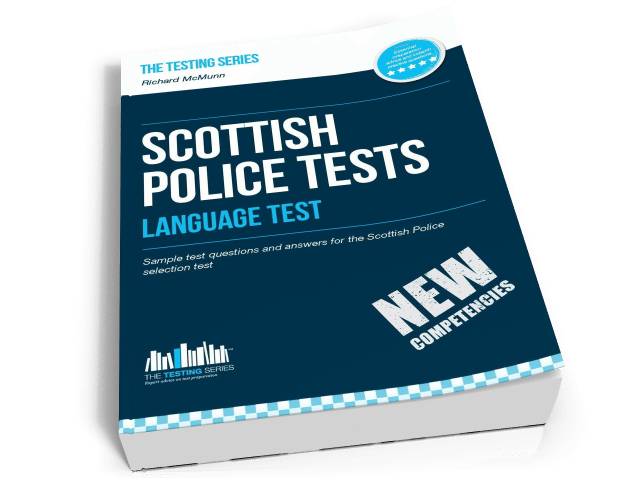 Scottish Police Tests Language