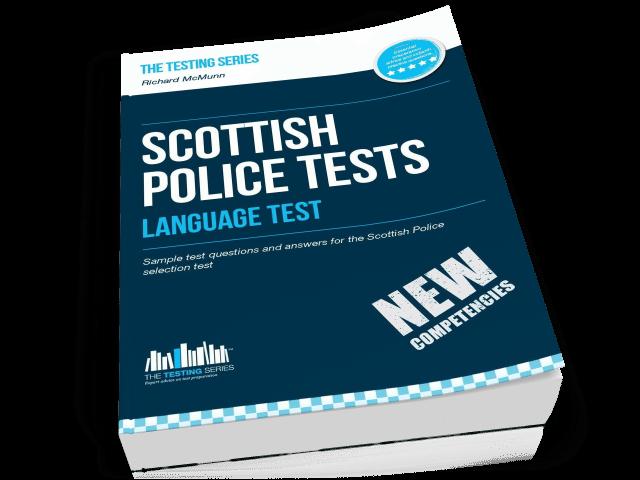 Scottish Police Tests Language