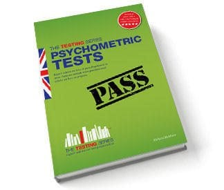 New 250 Page Psychometric Testing Book!