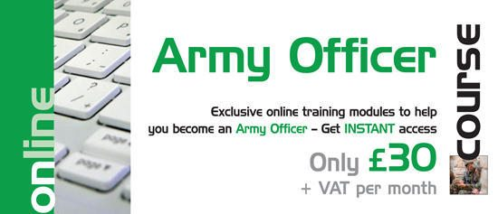 How To Pass The Army Officer Selection Board (AOSB)