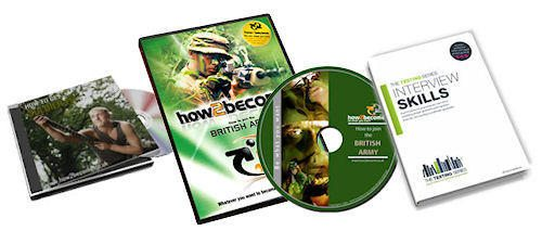 How 2 Join the Army CD Rom + 2 bonuses!