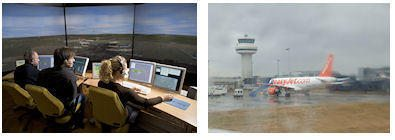 How to become an Air Traffic Controller.