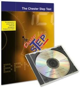 The Chester Step Test CD and Manual