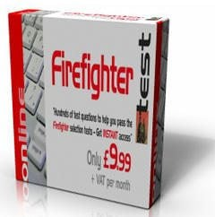 INSTANT Access to 100's of UK Firefighter Written Test Questions!