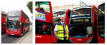 London Bus Driver Application Form