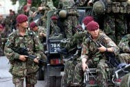 Join The Parachute Regiment