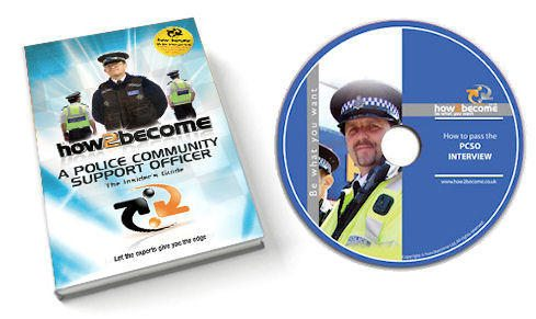 How to become a PCSO - Police Community Support Officer
