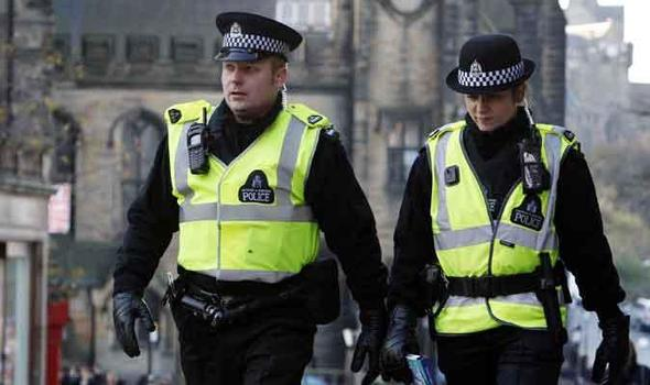 Scottish Police Jobs