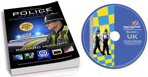 police-ffocerbook+dvd