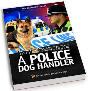 Become A Police Dog Handler
