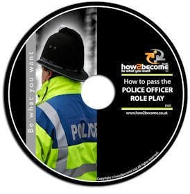 Police Role Play DVD