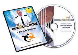 Prison Officer Role Play DVD