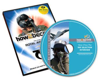 The RAF Interview Questions DVD