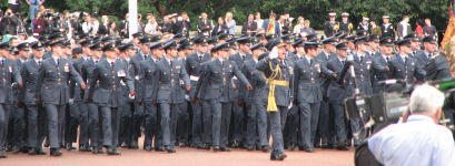 to be an raf officer, you must first graduate from initial officer training