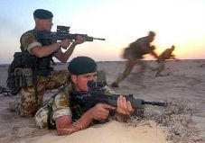 Become a Royal Marines Commando