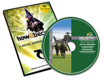 The Royal Marines Commando Interview DVD!