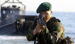 Join the Royal Marines as an Officer