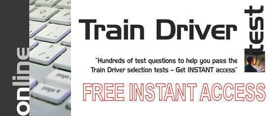 Free Access to Online Train Driver Tests!