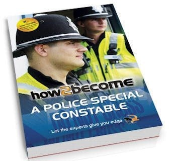 How to become a Police Special Constable 200 page book