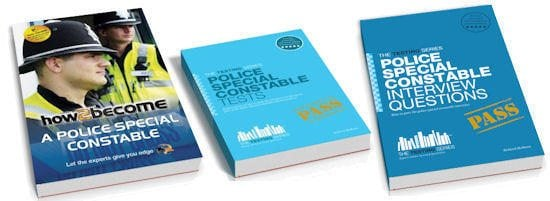 The Police Special Constable Gold Pack