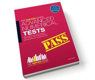 170 Page Advanced Numerical Reasoning Tests EBook