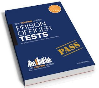 Prison Officer Tests Book