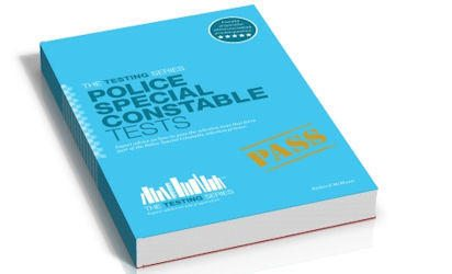 Police Special Constable Tests Book