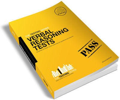 228-page Verbal Reasoning Tests book!
