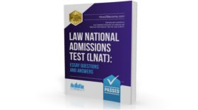 Law National Admissions Test: LNAT Essay Questions