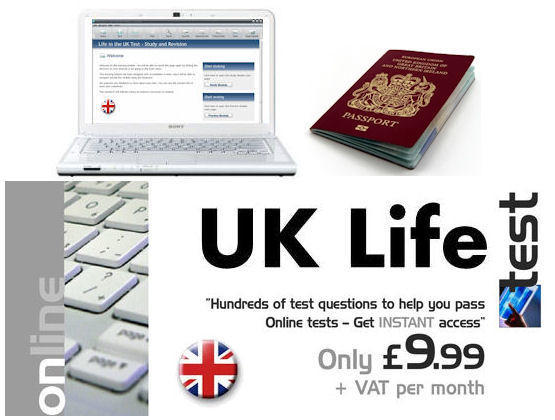 Online UK Life Test