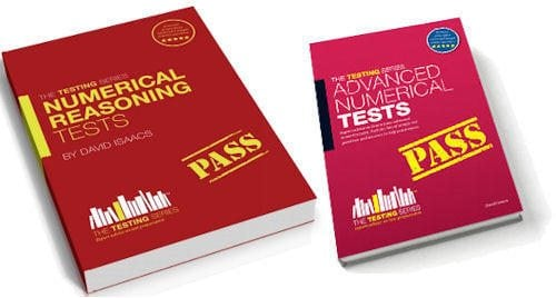 The numerical reasoning tests gold pack
