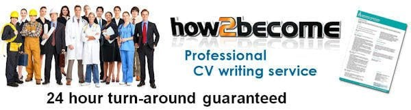 Have your CV created by the experts